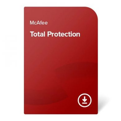 MCAFEE - total protection - antivirus - optimus store -reduceri